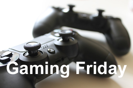Gaming Friday Spielcontroller